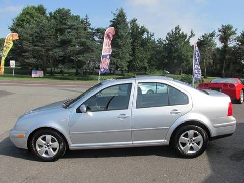 2003 Volkswagen Jetta for sale at GEG Automotive in Gilbertsville PA