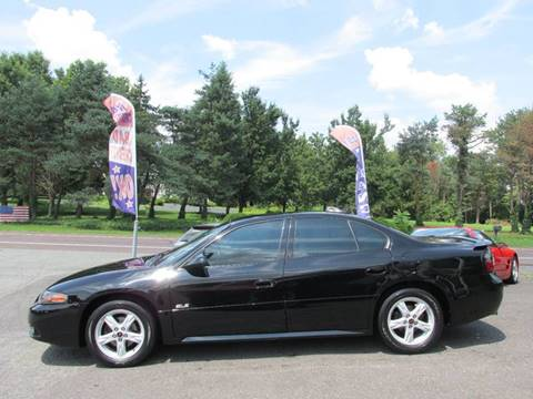 2005 Pontiac Bonneville for sale at GEG Automotive in Gilbertsville PA