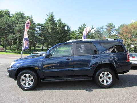 2005 Toyota 4Runner for sale at GEG Automotive in Gilbertsville PA