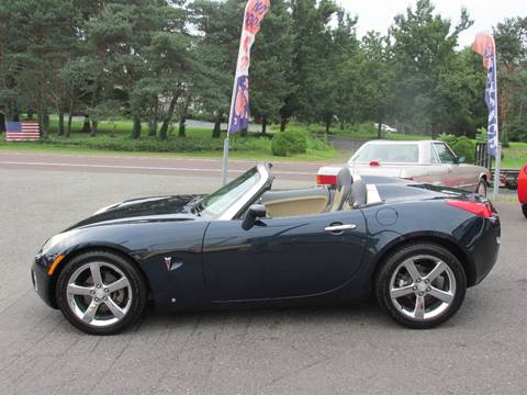 2006 Pontiac Solstice for sale in Gilbertsville, PA