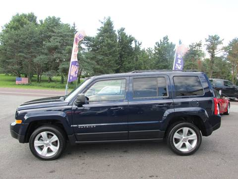 2014 Jeep Patriot for sale in Gilbertsville, PA