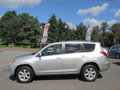 2006 Toyota RAV4 for sale at GEG Automotive in Gilbertsville PA