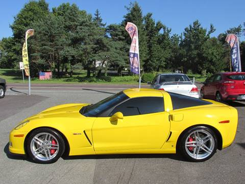 2006 Chevrolet Corvette for sale at GEG Automotive in Gilbertsville PA
