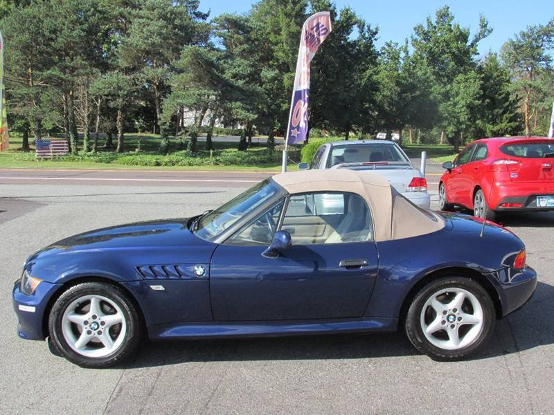 1997 BMW Z3 for sale at GEG Automotive in Gilbertsville PA