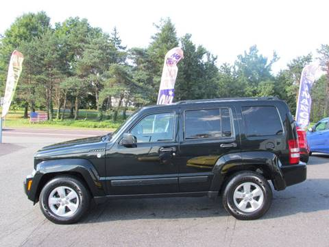 2012 Jeep Liberty for sale in Gilbertsville, PA