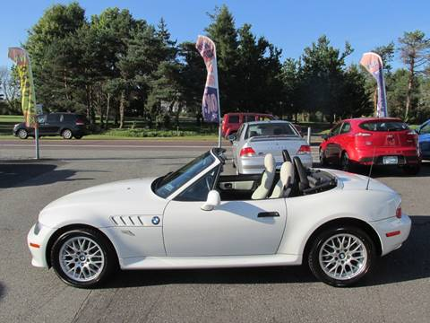 2001 BMW Z3 for sale in Gilbertsville, PA