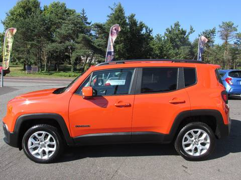 2017 Jeep Renegade for sale at GEG Automotive in Gilbertsville PA