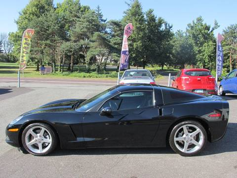 2005 Chevrolet Corvette for sale at GEG Automotive in Gilbertsville PA