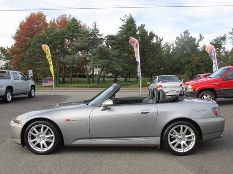 2005 Honda S2000 for sale at GEG Automotive in Gilbertsville PA