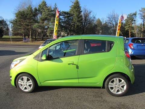 2015 Chevrolet Spark for sale at GEG Automotive in Gilbertsville PA