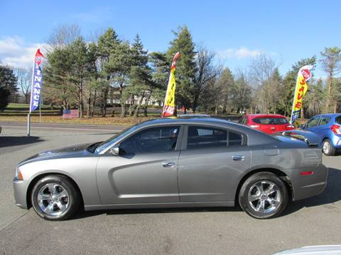 2012 Dodge Charger for sale at GEG Automotive in Gilbertsville PA