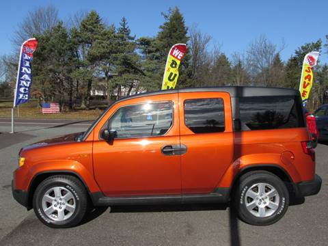 2011 Honda Element for sale at GEG Automotive in Gilbertsville PA