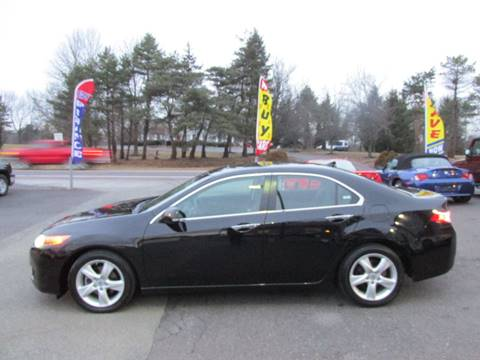2009 Acura TSX for sale at GEG Automotive in Gilbertsville PA