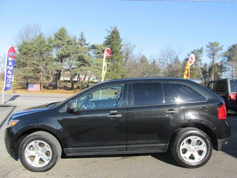 2011 Ford Edge for sale at GEG Automotive in Gilbertsville PA