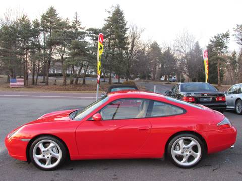 2000 Porsche 911 for sale at GEG Automotive in Gilbertsville PA