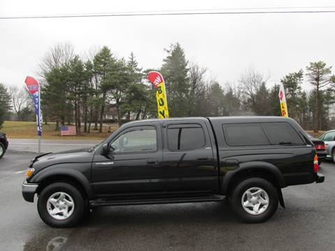 2003 Toyota Tacoma for sale at GEG Automotive in Gilbertsville PA