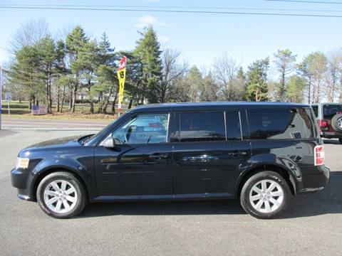 2009 Ford Flex for sale at GEG Automotive in Gilbertsville PA
