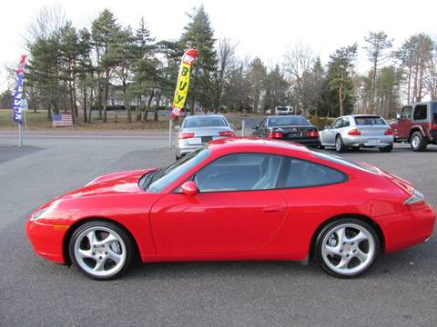 1999 Porsche 911 for sale at GEG Automotive in Gilbertsville PA