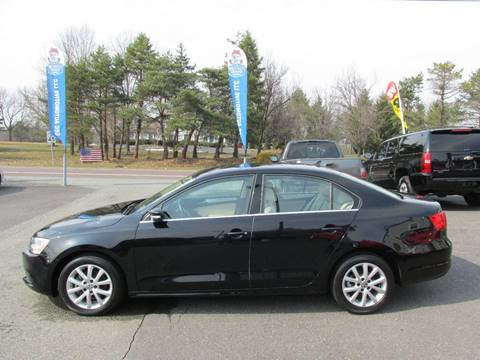 2014 Volkswagen Jetta for sale at GEG Automotive in Gilbertsville PA