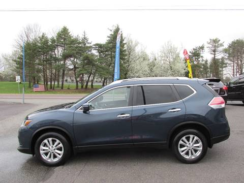 2015 Nissan Rogue for sale at GEG Automotive in Gilbertsville PA