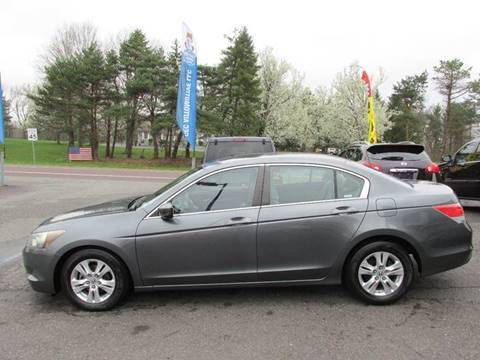 2010 Honda Accord for sale at GEG Automotive in Gilbertsville PA