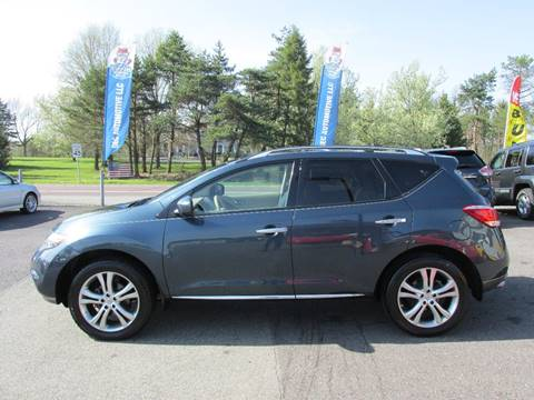 2011 Nissan Murano for sale at GEG Automotive in Gilbertsville PA
