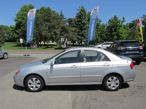2007 Kia Spectra for sale at GEG Automotive in Gilbertsville PA