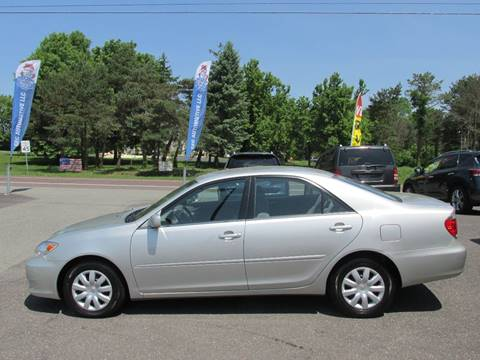 2005 Toyota Camry for sale at GEG Automotive in Gilbertsville PA