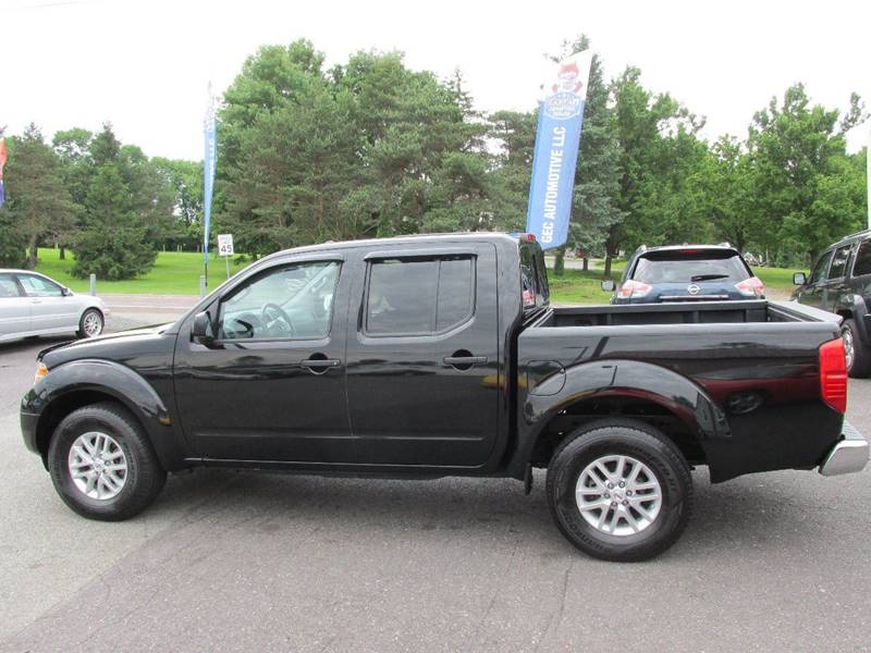 1196cecea5 2016 Nissan Frontier 4x4 SV 4dr Crew Cab 5 ft. SB Pickup 5A In ...