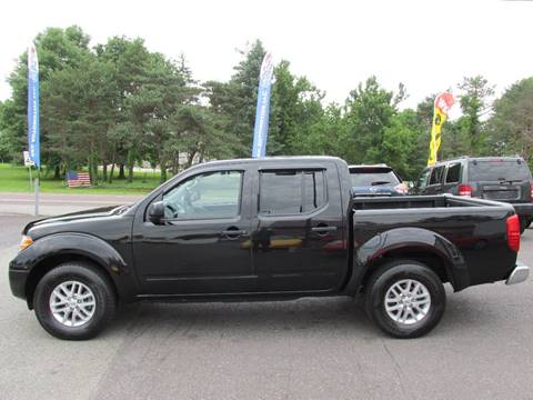 2016 Nissan Frontier for sale at GEG Automotive in Gilbertsville PA