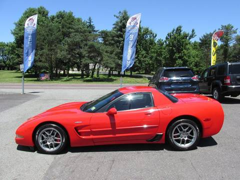 2001 Chevrolet Corvette for sale at GEG Automotive in Gilbertsville PA