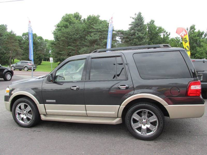 2007 ford expedition eddie bauer 4dr suv 4x4 in gilbertsville pa
