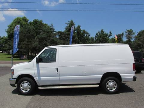 2010 Ford E-Series Cargo for sale at GEG Automotive in Gilbertsville PA