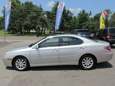 2004 Lexus ES 330 for sale at GEG Automotive in Gilbertsville PA