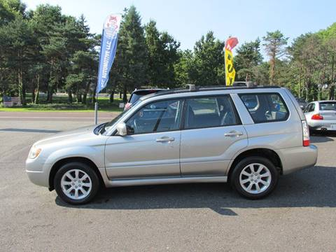 2006 Subaru Forester for sale at GEG Automotive in Gilbertsville PA