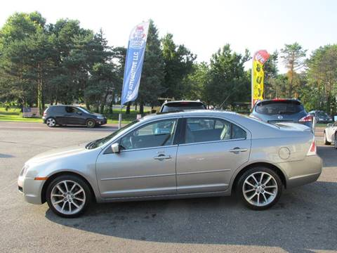 2009 Ford Fusion for sale at GEG Automotive in Gilbertsville PA