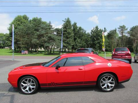 2015 Dodge Challenger for sale at GEG Automotive in Gilbertsville PA