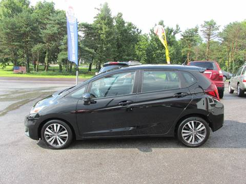 2017 Honda Fit for sale at GEG Automotive in Gilbertsville PA