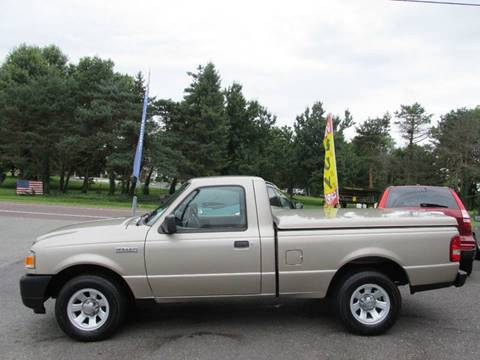 2008 Ford Ranger for sale at GEG Automotive in Gilbertsville PA