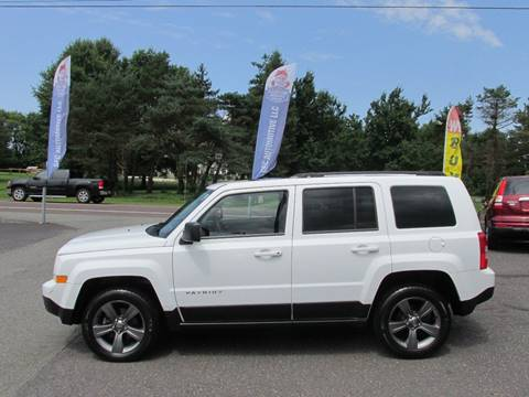 2015 Jeep Patriot for sale at GEG Automotive in Gilbertsville PA