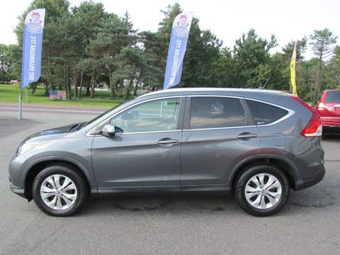 2012 Honda CR-V for sale at GEG Automotive in Gilbertsville PA