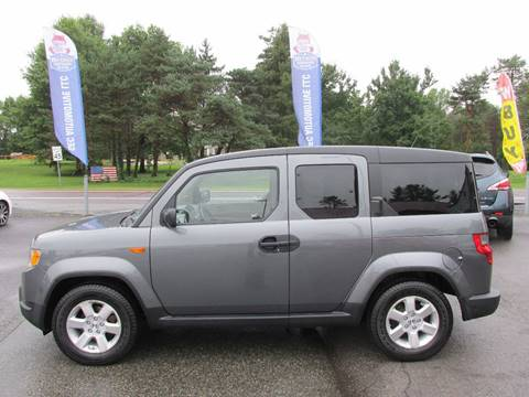 2010 Honda Element for sale at GEG Automotive in Gilbertsville PA
