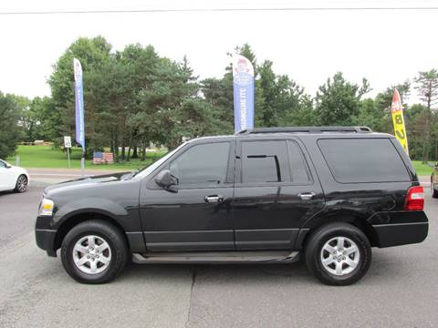 2011 Ford Expedition for sale at GEG Automotive in Gilbertsville PA