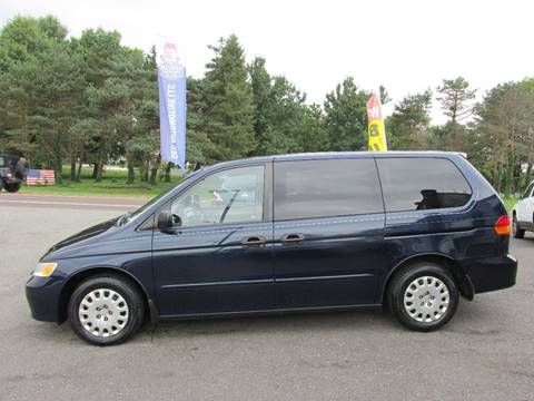 2003 Honda Odyssey for sale at GEG Automotive in Gilbertsville PA