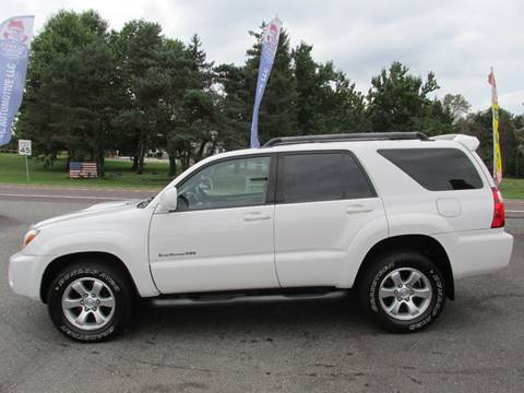 2006 Toyota 4Runner for sale at GEG Automotive in Gilbertsville PA