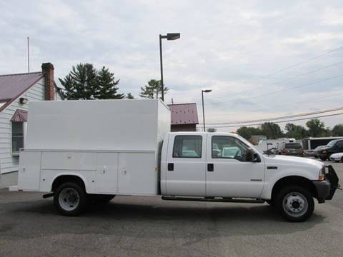 2004 Ford F-450 for sale at GEG Automotive in Gilbertsville PA