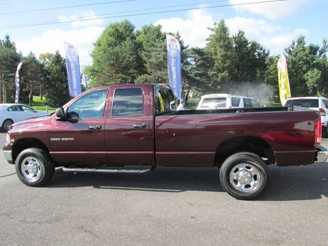 2004 Dodge Ram Pickup 2500 for sale at GEG Automotive in Gilbertsville PA