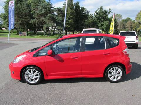 2011 Honda Fit for sale at GEG Automotive in Gilbertsville PA