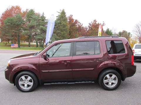 2009 Honda Pilot for sale at GEG Automotive in Gilbertsville PA