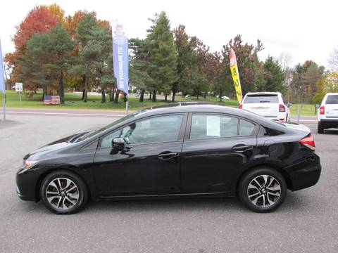 2014 Honda Civic for sale at GEG Automotive in Gilbertsville PA
